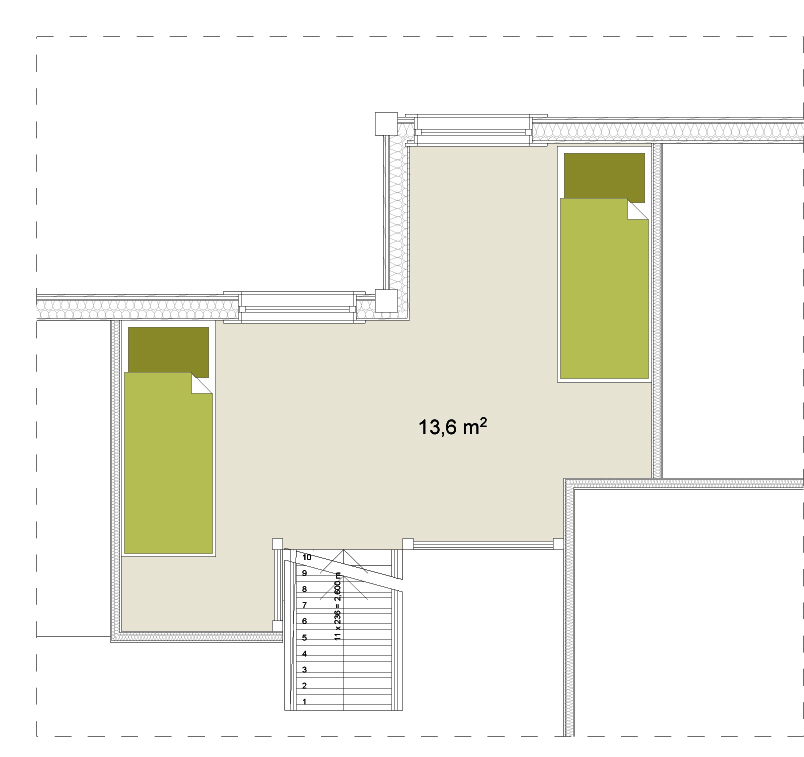 Artic Frame 153 timber floorplans