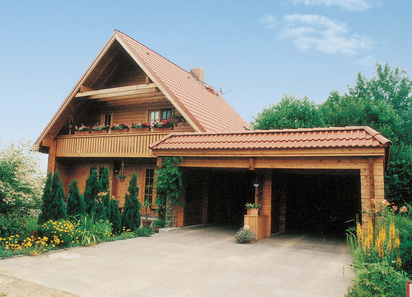 Euro 139 Wooden home